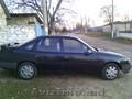 Opel vectra - чёрный металик