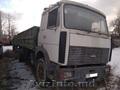 Продается а/м МАЗ-53366 бортовой платформа,  вместе с прицепом МАЗ-8926