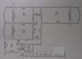14500$. Трехкомнатная квартира 73 м2,  ул. Свердлова №36