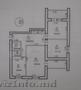 Трехкомнатная квартира 64 м2,  ул. Юбилейная №51,  8-ой эт. /9,  16000$